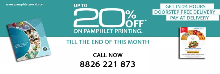 PamphletWorld Offer